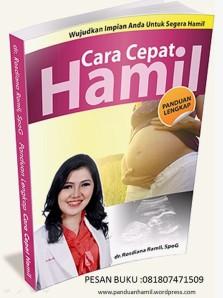 buku murah cara cepat hamil